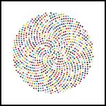 Fluphenazine, Digital Art / Computer Art, Abstract, Mathematics, Digital, By Robert Hirst