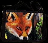 Fox In Nature, Paintings, Fine Art, Animals, Acrylic, By adam santana