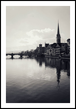 Fraumünster Zurich, Architecture, Fine Art,Realism, Architecture, Digital,Photography: Metal Print,Photography: Photographic Print,Photography: Premium Print,Photography: Stretched Canvas Print, By Ira Silence