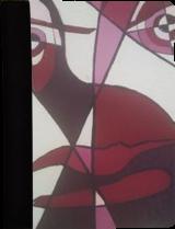 futuristic face, Masks, Abstract,Fine Art,Futurism, Fantasy,Figurative, Acrylic,Canvas, By Florin Condrea