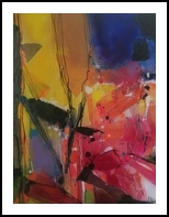 Galaxy #487, Paintings, Abstract,Modernism, Conceptual, Acrylic,Canvas,Oil, By Joseph Culotta