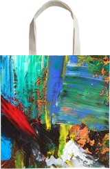 GARDEN # 1, Paintings, Abstract, Botanical,Fantasy, Canvas,Oil, By William Birdwell