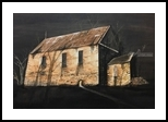 Gimme Shelter, Paintings, Impressionism, Landscape, Oil, By Stephen Keller