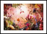 Gleam of Hope, Digital Art / Computer Art,Photography, Fine Art,Surrealism, Animals,Botanical,Floral,Landscape,Nature, Digital,Photography: Photographic Print, By Jesper Krijgsman