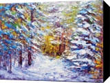 Golden Afternoon, Gatineau, Paintings, Impressionism, Landscape, Oil, By Margaret Chwialkowska