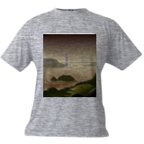 Golden Gate, Digital Art / Computer Art, Surrealism, Seascape, Digital, By Tom Carlos