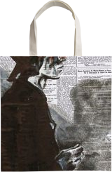 Goodbye David..., Paintings, Fine Art,Pop Art, Figurative,People,Portrait, Acrylic,Ink, By Kateryna Bortsova