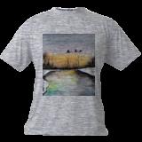 Goose Lake, Paintings, Fine Art, Landscape, Watercolor, By james Allen lagasse