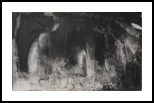 Grotto Series, Drawings / Sketch,Paper Art, Expressionism,Fine Art, Landscape, Charcoal,Fresco,Ink,Pencil,Spray Paint, By Gregory Kitterle
