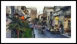 Haifa city 7, Digital Art / Computer Art, Fine Art, Landscape, Digital, By BENARY  IMAGE