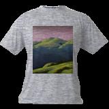 Hamilton Range One, Digital Art / Computer Art, Surrealism, Landscape, Digital, By Tom Carlos