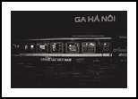 HANOI train, Photography, Fine Art, Decorative, Digital, By Benjamin Dupont