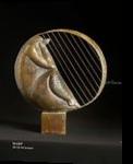 HARP, Sculpture, Expressionism, Figurative, Bronze, By Gevorg Tadevosyan