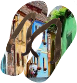 HC0263, Digital Art / Computer Art, Expressionism,Fine Art, Cityscape,Decorative,Landscape, Digital, By Heloisa do Nascimento Castro