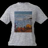 Heat Wave., Paintings, Impressionism, Figurative, Acrylic, By John William Richie