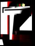 her glass of wine, Digital Art / Computer Art, Futurism,Minimalism,Modernism, Conceptual,Still Life, Digital, By Nebojsa Strbac