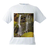 Mens T-shirt (White)