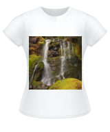 Womens T-Shirt (White)