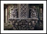 Hindu Temple  - an element, Architecture,Photography, Fine Art,Photorealism, Architecture,Conceptual,Decorative,Documentary,Floral,Historical,Religious, Photography: Metal Print,Photography: Photographic Print,Photography: Premium Print,Photography: Stretched Canvas Print, By Ira Silence