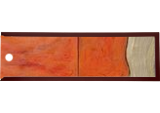 Hot orange gold rusty iron A113 Abstract Painting vertical wall art Acrylic Original Contemporary Art for Lounge, Office or above sofa by artist Ksavera, Decorative Arts,Multipanel Art,Paintings, Abstract,Commercial Design,Expressionism,Minimalism,Modernism, Composition,Decorative, Acrylic,Mixed,Painting,Spray Paint, By Ksavera Art
