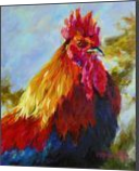Hot Stuff, Paintings, Impressionism, Animals,Nature,Portrait, Acrylic, By Chris Brandley