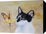 How does it Taste, Paintings, Realism, Animals, Painting, By William Clark
