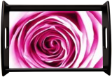 Hypnotic Pink, Decorative Arts,Digital Art / Computer Art,Paintings,Photography, Fine Art,Pop Art, Botanical,Floral,Landscape,Nature,Still Life, Digital,Painting,Photography: Photographic Print,Photography: Premium Print,Photography: Stretched Canvas Print, By Nathan Little