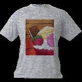 Ice Cream Dream, Paintings, Fine Art, Still Life, Acrylic, By adam santana