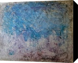 In the middle (n.381), Paintings, Abstract, Landscape, Acrylic, By Alessio Mazzarulli