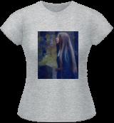 Womens T-shirt (Athletic Grey)