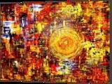 Insight, Paintings, Abstract, Inspirational, Acrylic, By Plamen Stoyanov Ivanov