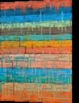installation 8, Digital Art / Computer Art, Abstract,Expressionism,Modernism, Analytical art,Avant-Garde,Decorative, Digital, By Nebojsa Strbac
