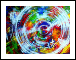 Internal energy, Paintings, Abstract, Inspirational, Acrylic, By Plamen Stoyanov Ivanov