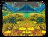 Invasion by sky and mountain monsters, Digital Art / Computer Art, Symbolism, Environmental art, Digital, By Bernard Harold Curgenven