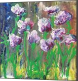 iris, Paintings, Abstract, Floral, Acrylic,Canvas, By Judith Akli