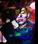 Is it a crime, Digital Art / Computer Art, Expressionism, People, Digital, By ROY DOUGLAS
