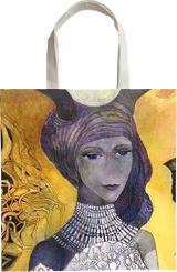 Isis, Paintings, Fine Art, Fantasy, Canvas, By olga zelinska