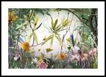 Isle of Wonder, Digital Art / Computer Art,Photography, Fine Art,Surrealism, Animals,Botanical,Floral,Landscape,Nature, Digital,Photography: Photographic Print, By Jesper Krijgsman