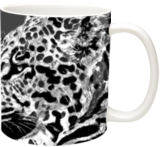 Jaguar 2488, Digital Art / Computer Art, Realism, Animals, Digital, By Joshua Bindseil