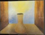 jar of light, Paintings, Existentialism,Expressionism,Fine Art,Hallucinogens,Realism,Surrealism,Symbolism, Conceptual,Figurative,Spiritual, Canvas,Oil, By Gabriele Gerini