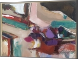 Jockey on the Inside, Paintings, Abstract,Impressionism,Kineticism, Figurative,Moving Images, Acrylic,Oil, By Joseph Culotta