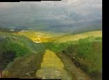 Juniata River 2, Paintings, Impressionism, Landscape, Oil, By MD Meiser