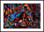 Kafana in Serbia, Digital Art / Computer Art, Expressionism,Modernism,Surrealism, Happenings, Digital, By Nebojsa Strbac