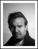 KEVIN COSTNER, Drawings / Sketch, Fine Art,Photorealism,Realism, Portrait, Pencil, By Miro Gradinscak