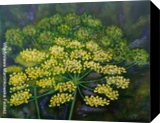 Koper, Paintings, Realism, Floral, Acrylic, By Władysława Marcinkowska Fedasz