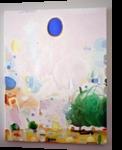 La Vie en Rose, Paintings, Abstract, Fantasy, Mixed, By J Antonio Farfan