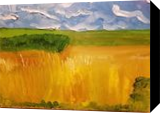 Landscape #5, Paintings, Impressionism, Landscape, Oil, By MD Meiser