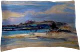 LARGE Painting, Paintings, Abstract, Landscape,Nature,Seascape, Acrylic,Canvas, By Irini Karpikioti