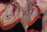 Latvian Dance(acrylic on paper), Paintings, Fine Art, Music, Acrylic, By Victoria Trok