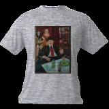 Men T-Shirt (Athletic Grey)